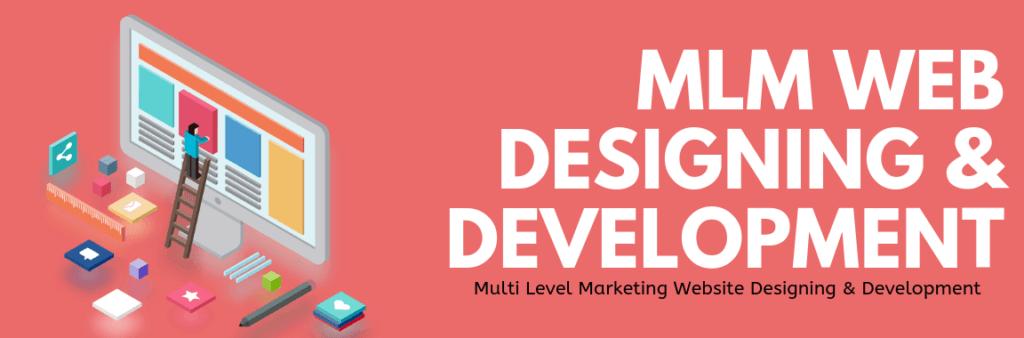 MLM website designing & development