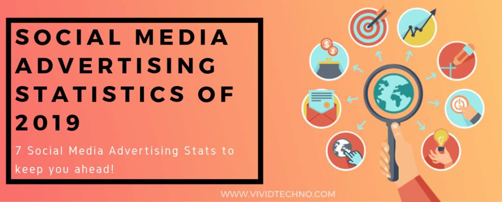 Latest Social Media Advertising Statistics of 2019