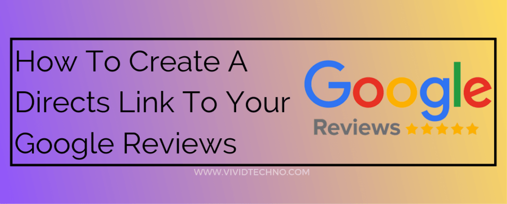 Create direct link to Google reviews